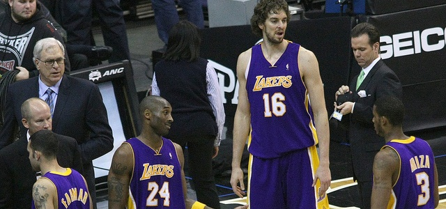 NBA: Gasol frygtes ude i mindst seks uger
