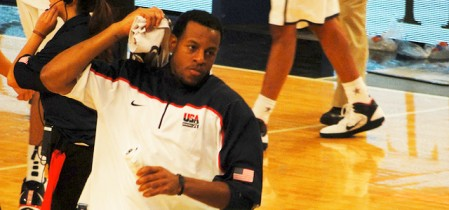 Andre Igoudala, Team USA