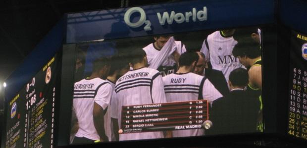 EL: Rudy Fernandez og Felipe Reyes missede fornem rekord
