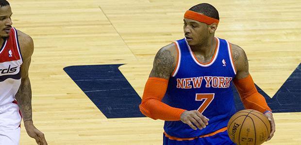 Carmelo Anthony bliver hjemme – men hvad betyder det for holdet?
