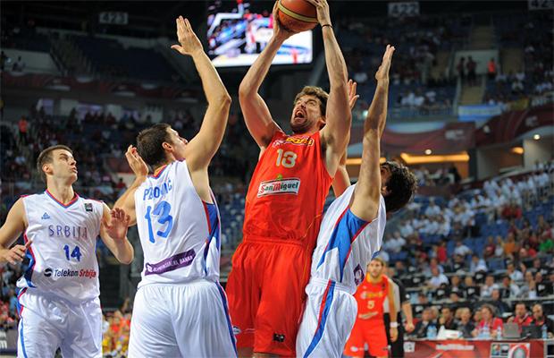 Optakt til gruppe A – FIBA Basketball World Cup