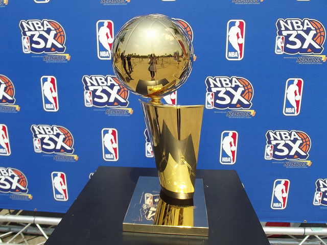 NBA titel-racet er helt åbent