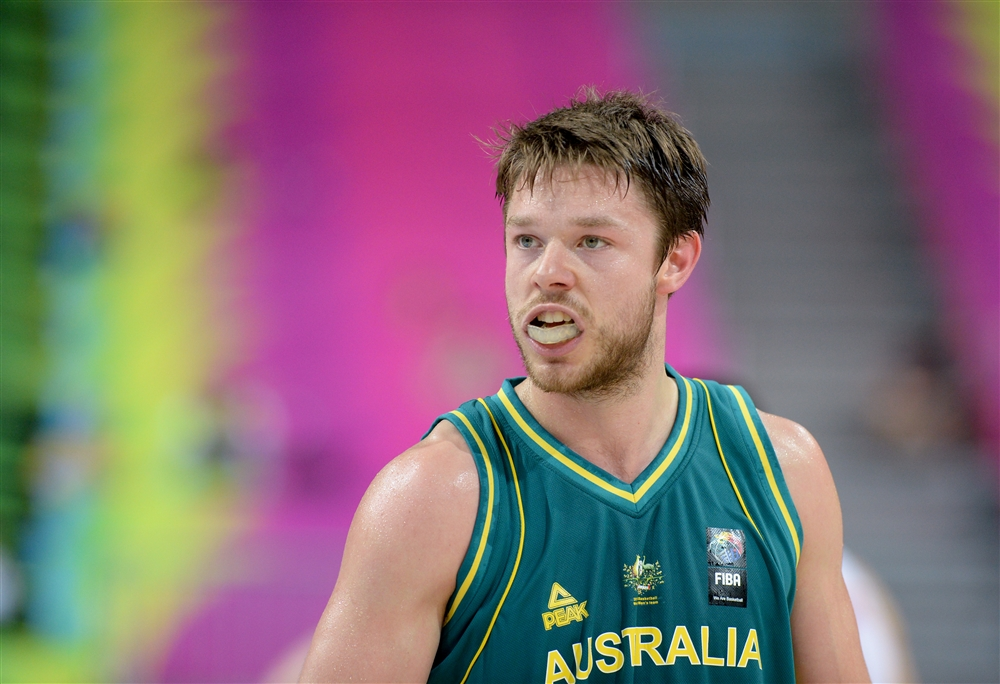 The Boomers slog New Zealand