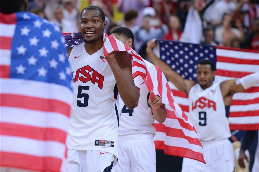 USA har løftet sløret for bruttotruppen til OL i Rio
