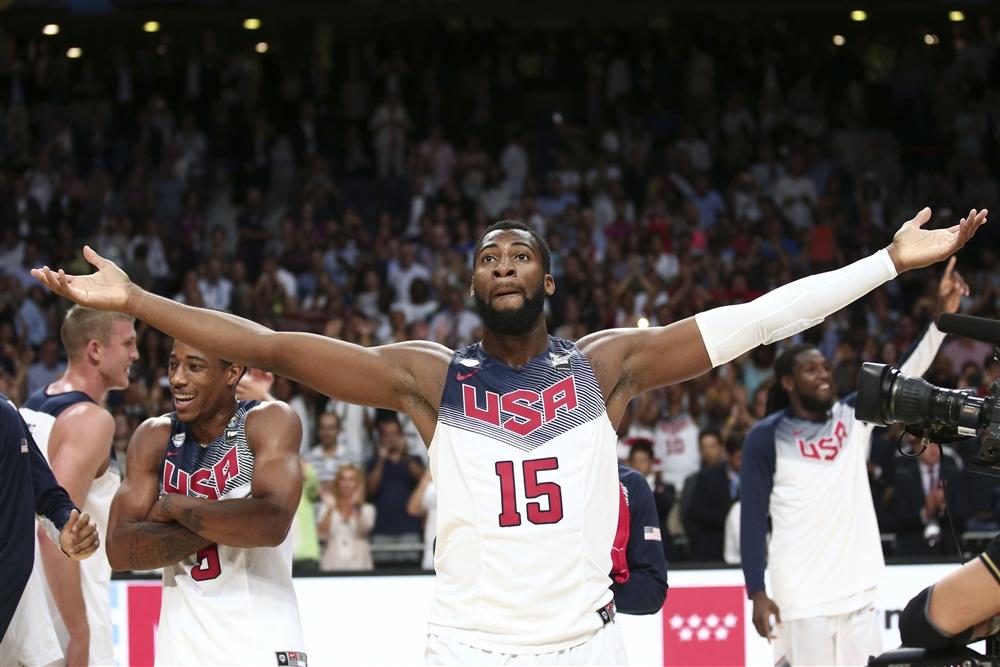 Andre Drummond og Cleveland Cavaliers arbejder på et buy-out