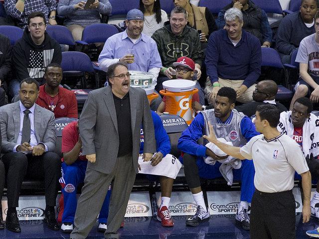 Ny træner i New Orleans Pelicans