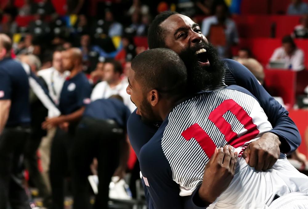 Kæmpehandel: Harden til Nets og Oladipo til Rockets