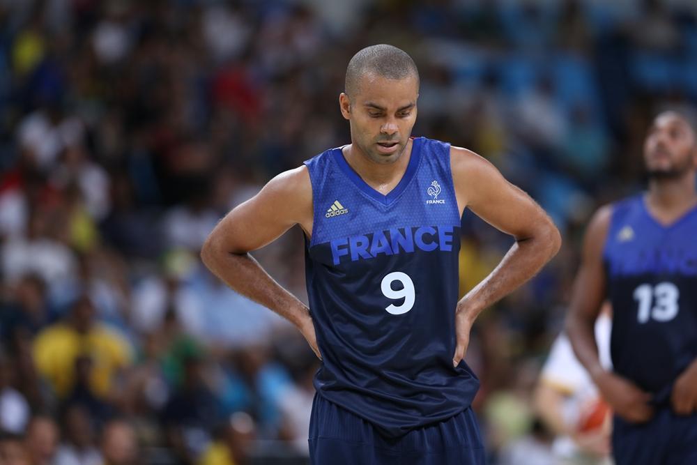 Australien overraskede Frankrig i åbningskampen ved OL