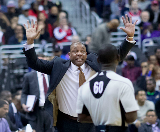 Doc Rivers fyret i LA Clippers