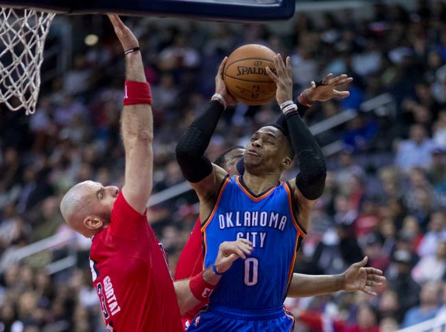 Westbrook sætter endnu en triple-double rekord