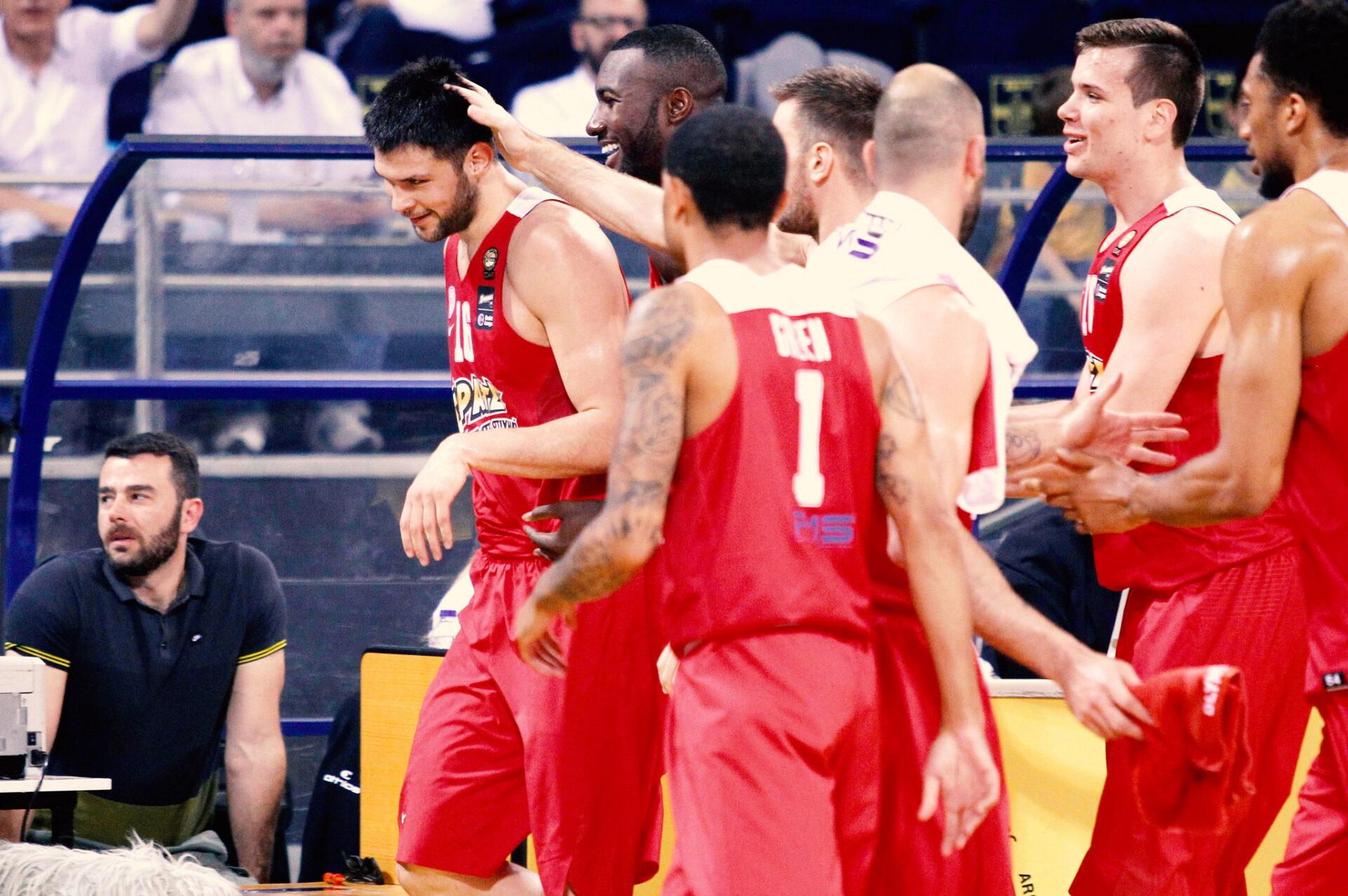 Deja-Vu i Istanbul, da Olympiacos endnu en gang satte en stopper for CSKA Moscow