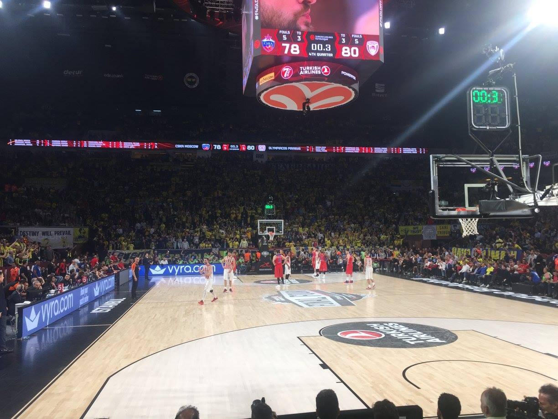 Final Four i EuroLeague vender tilbage til Tyskland i 2020