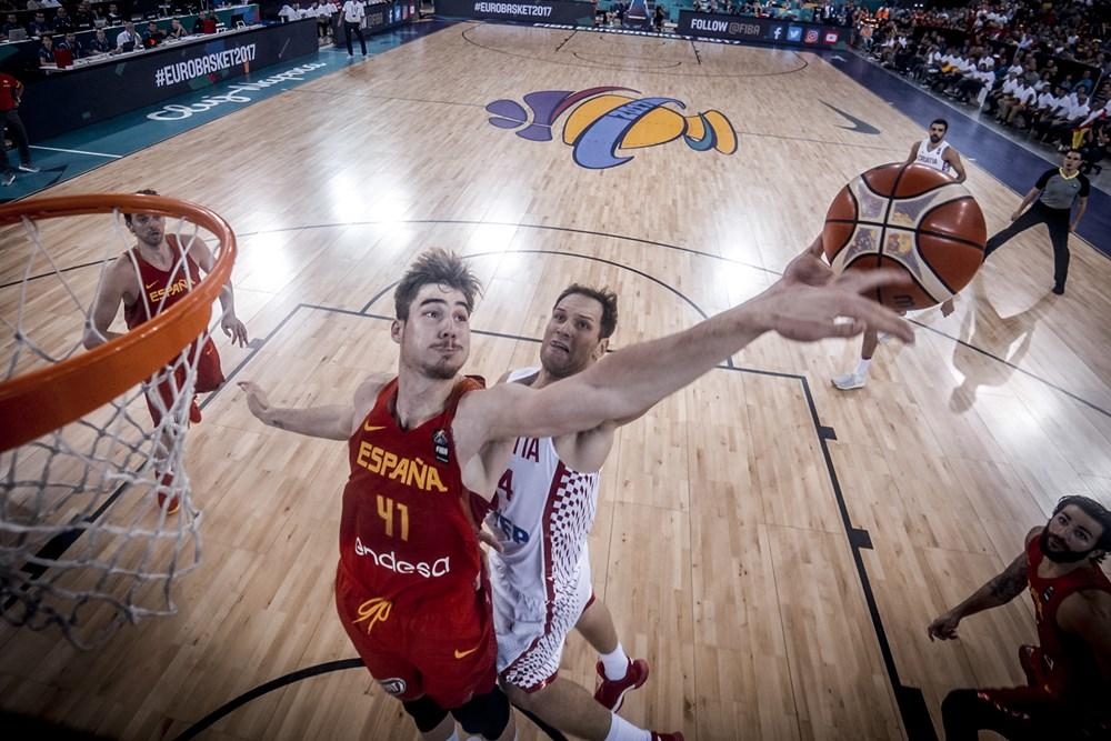 Spanien vinder over Kroatien i neglebidder