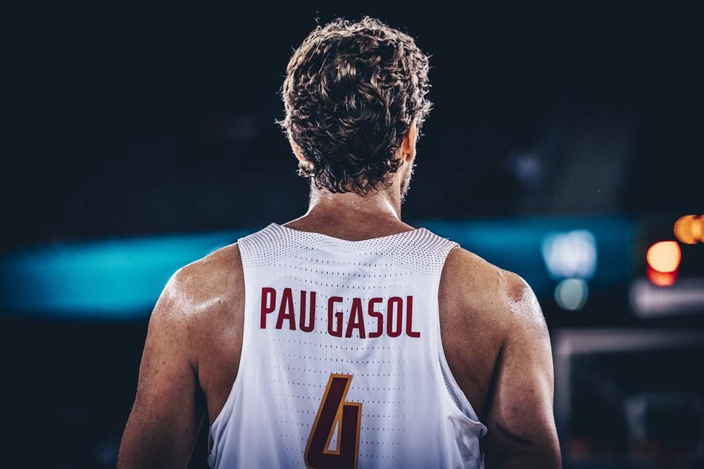 Pau Gasol er den mest scorende spiller nogensinde ved EuroBasket
