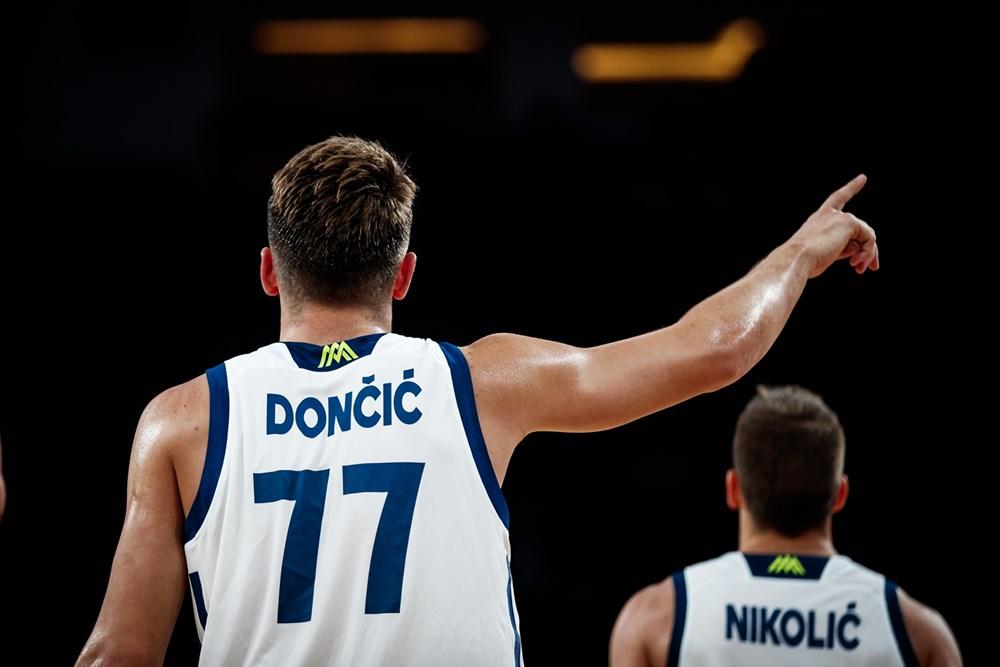 Luka Doncic - Slovenien