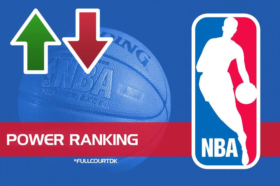 NBA Power Ranking: December