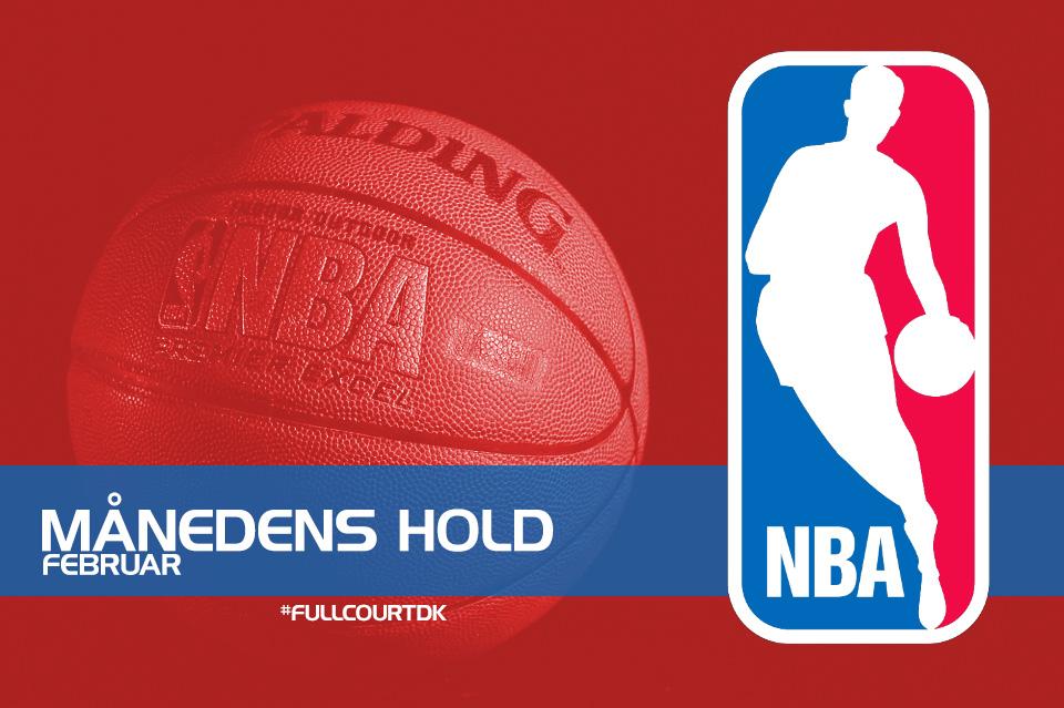 Månedens hold i NBA: Februar