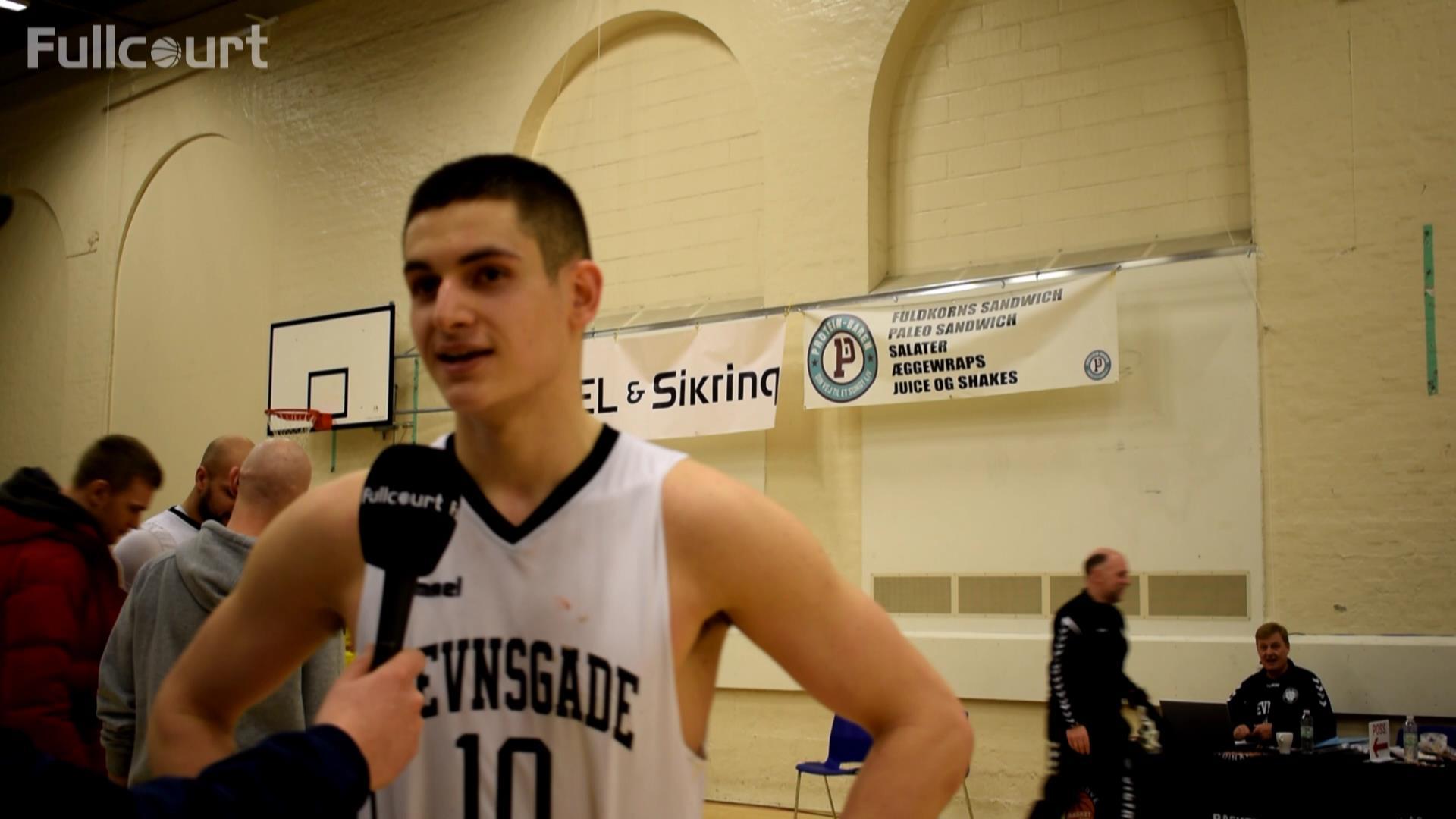 Boris Vukicevic: De er et bedre hold