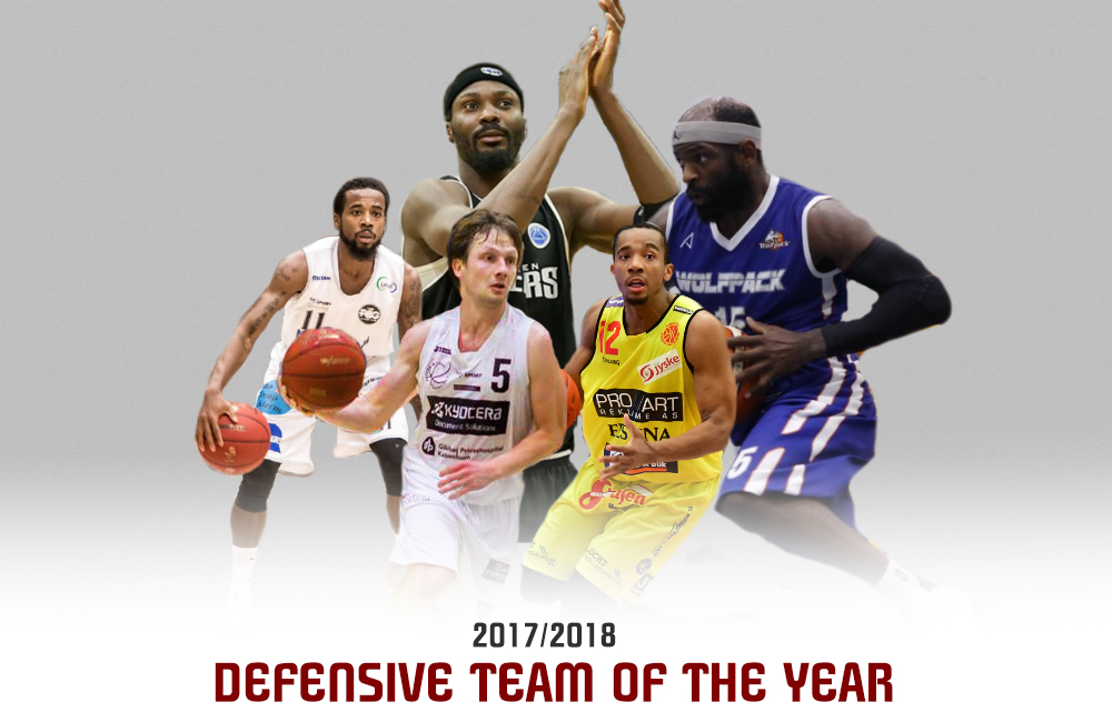 Defensive Team of the Year