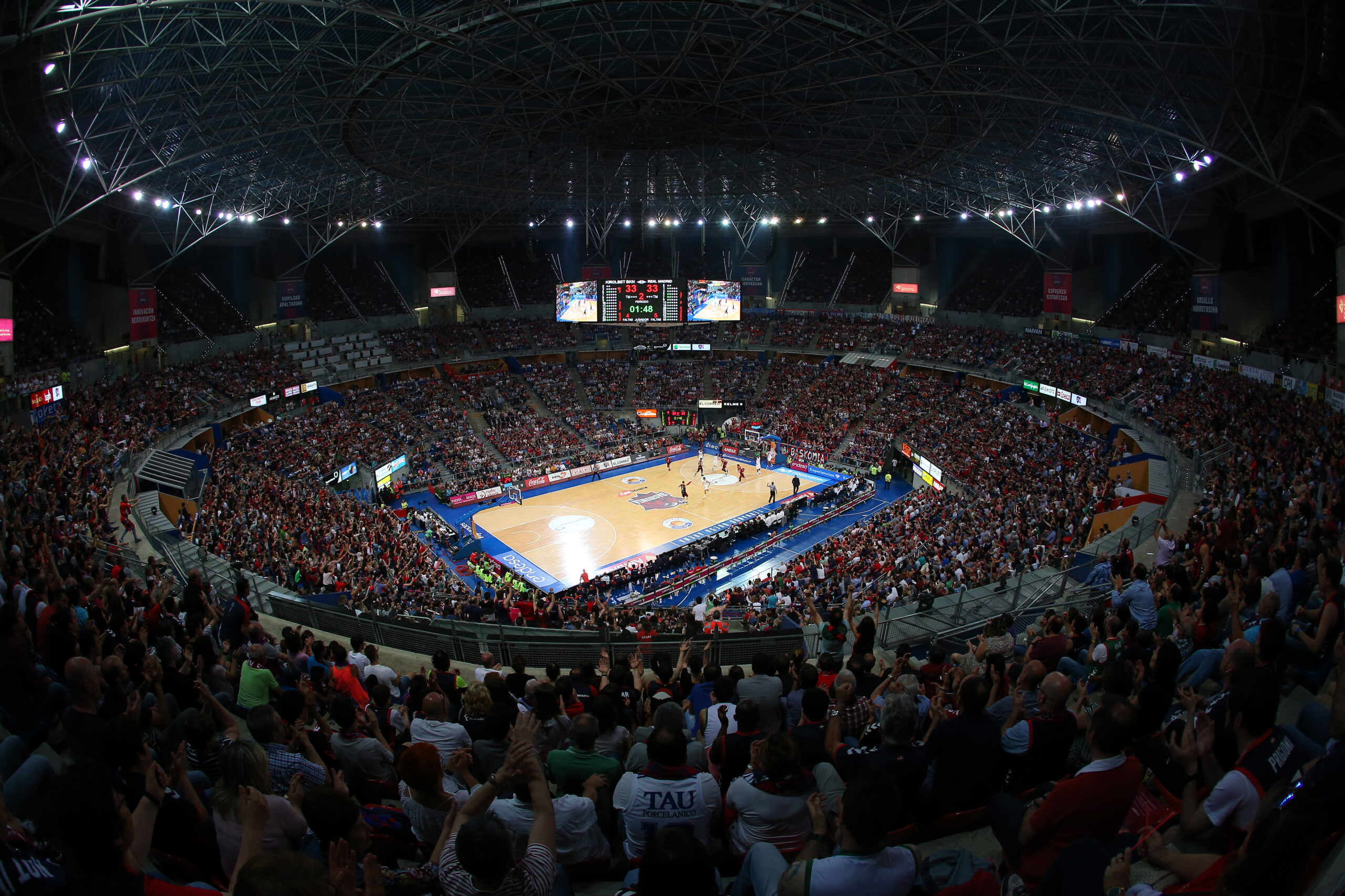 Billetter til EuroLeague Final Four 2019 til salg i næste måned