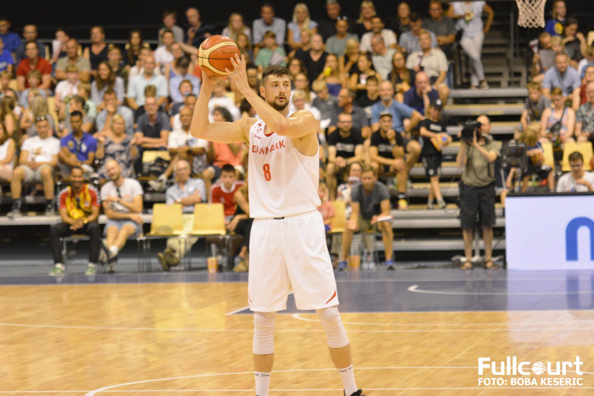 Darko Jukic udgår af landsholdstruppen med brækket hånd