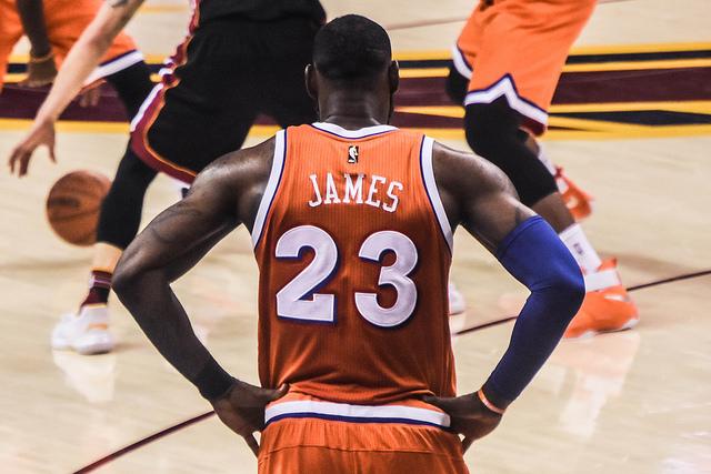 Kan LeBron James blive enden for øst-vest slutspillet?