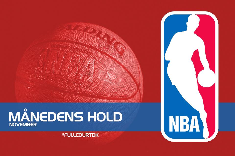 Månedens hold i NBA: November