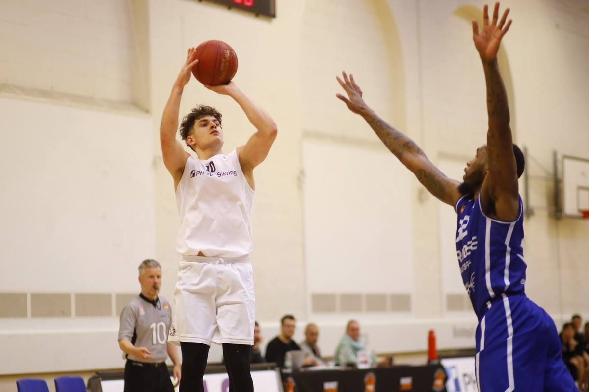 Horsens henter profil hos Copenhagen Basketball