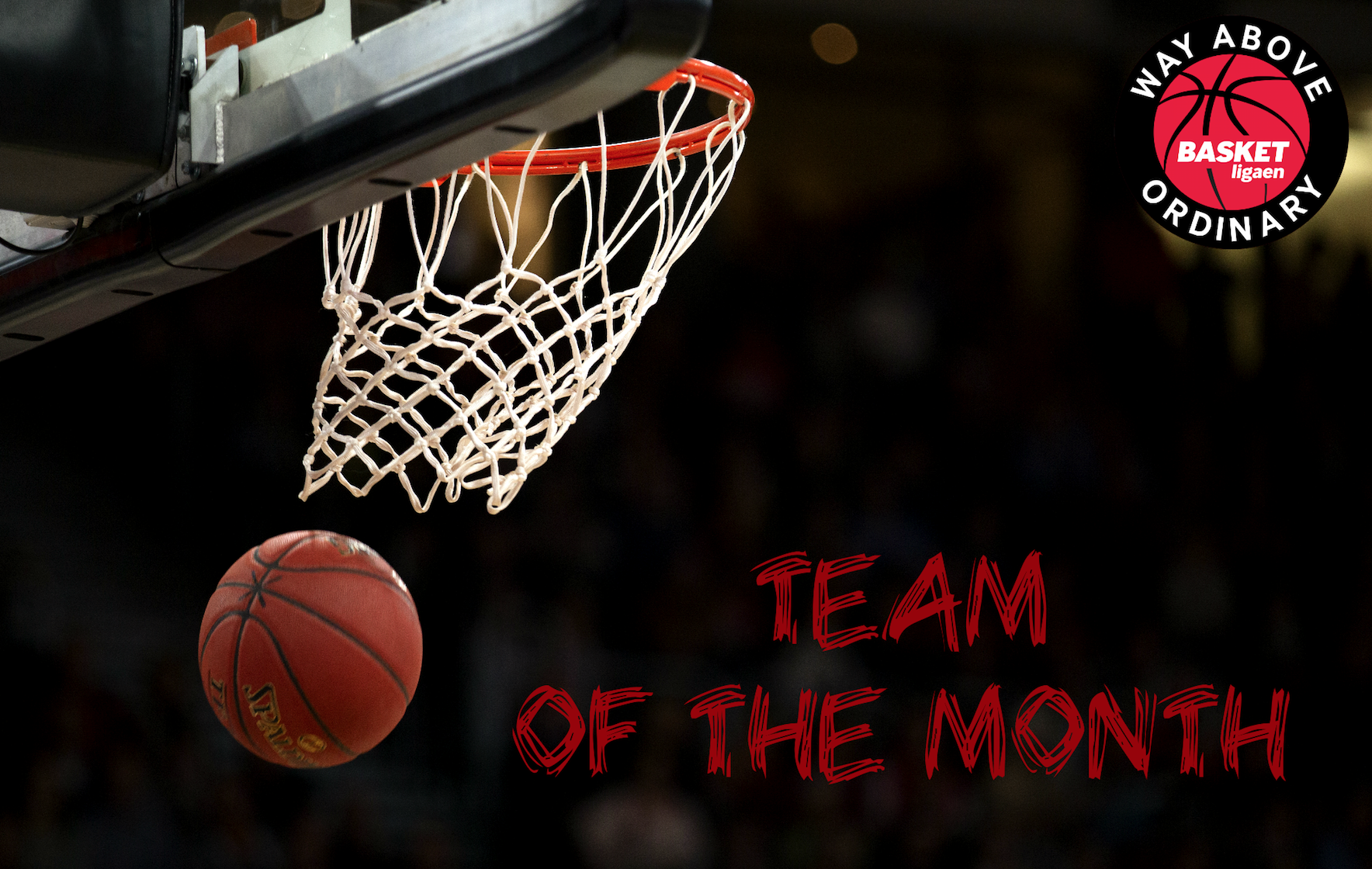 Team of the Month: Januar