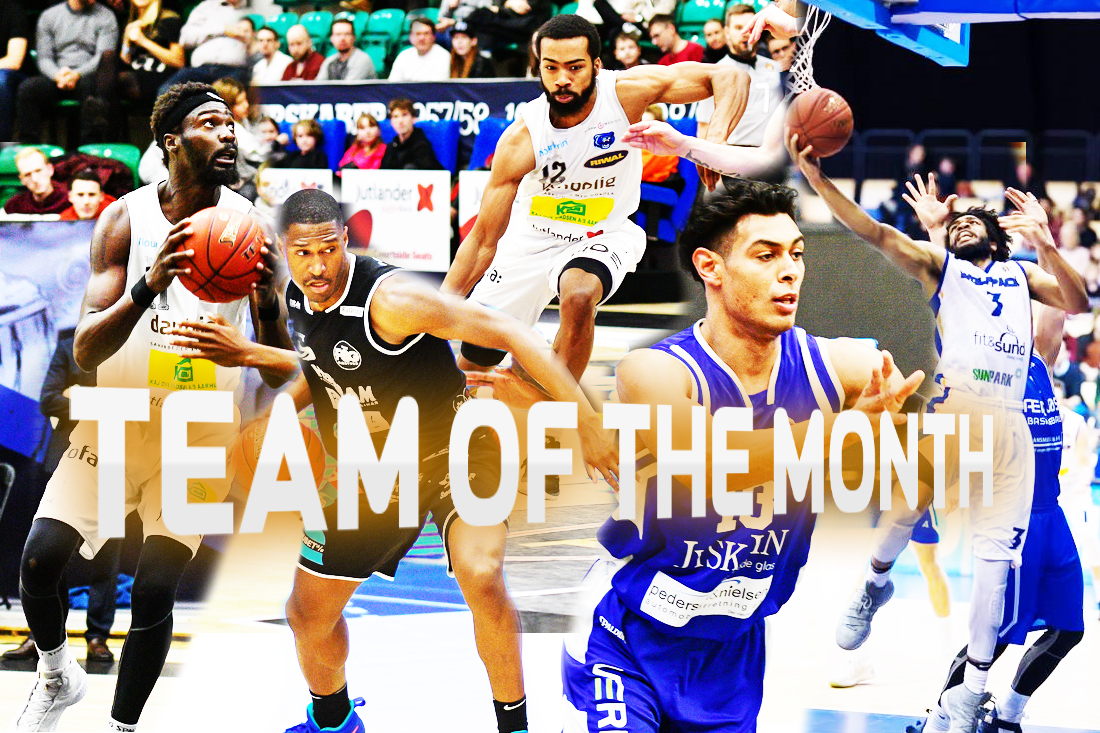 Team of the Month: Februar