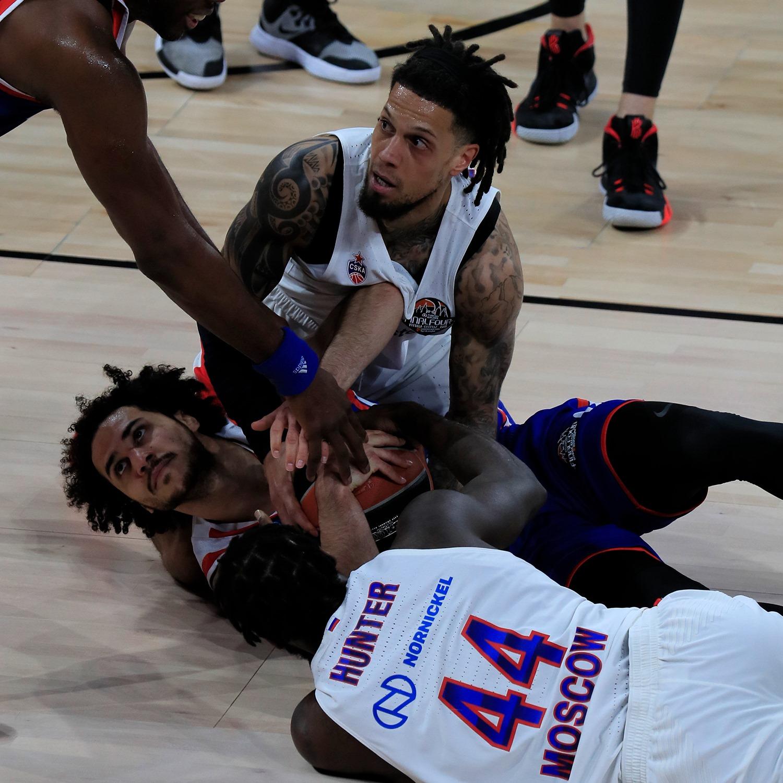 CSKA vinder 8. EuroLeague titel efter dramatisk finale mod Anadolu!