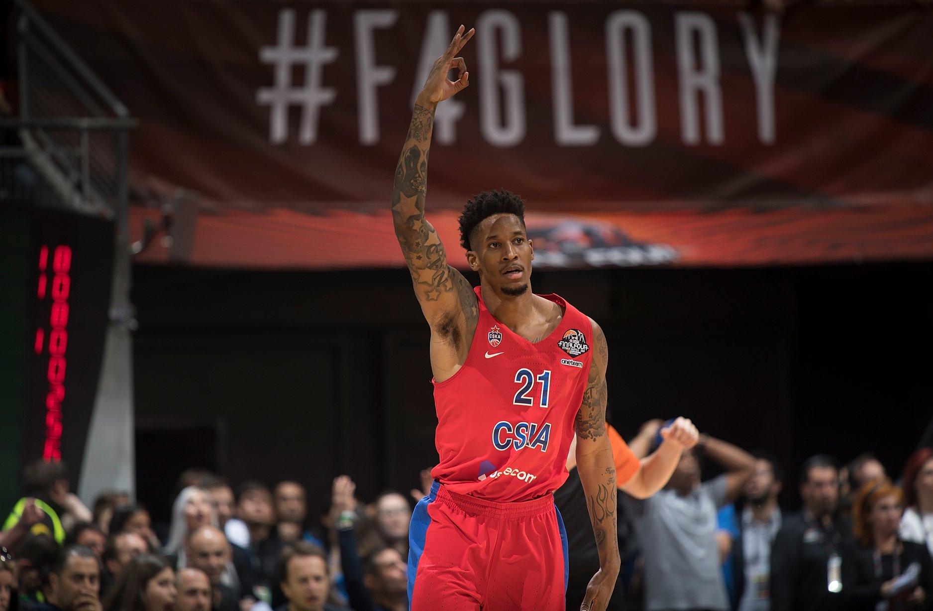Will Clyburn kåret til EuroLeague Final Four MVP