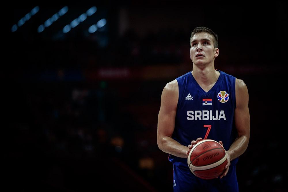 Lille serbisk succes: Bogdan Bogdanovic blev VM's topscorer