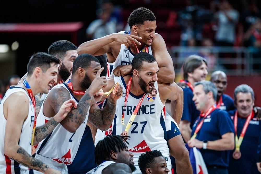 Franskmændene nappede bronzemedaljerne til VM