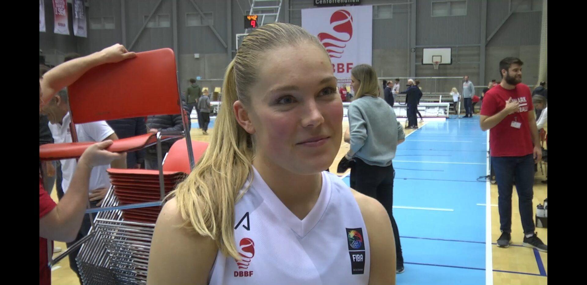Ida Tryggedsson: Vi laver et statement