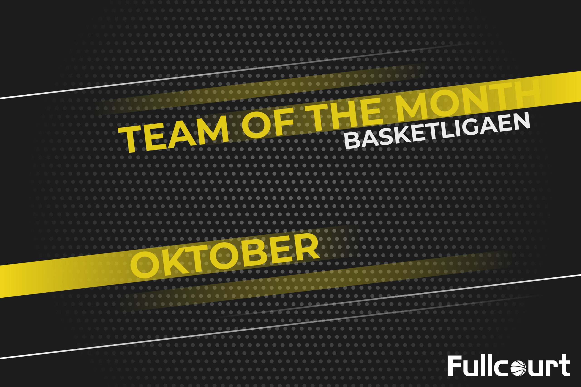 Team of the Month – September/Oktober