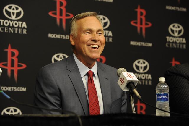 Mike D'Antoni forlader Houston Rockets