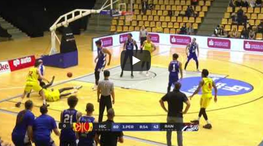 Highlights: Horsens IC – Randers Cimbria