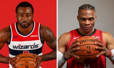 Westbrook John Wall