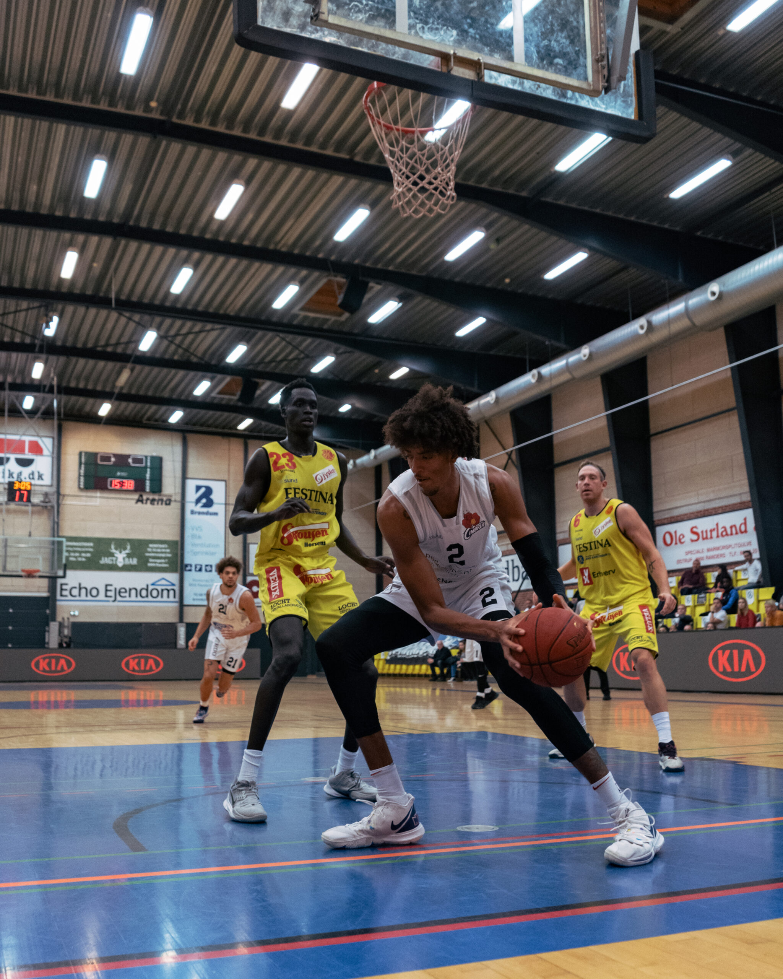 Kissoonlal sætter en stopper for Randers' krise med gamewinner-dunk
