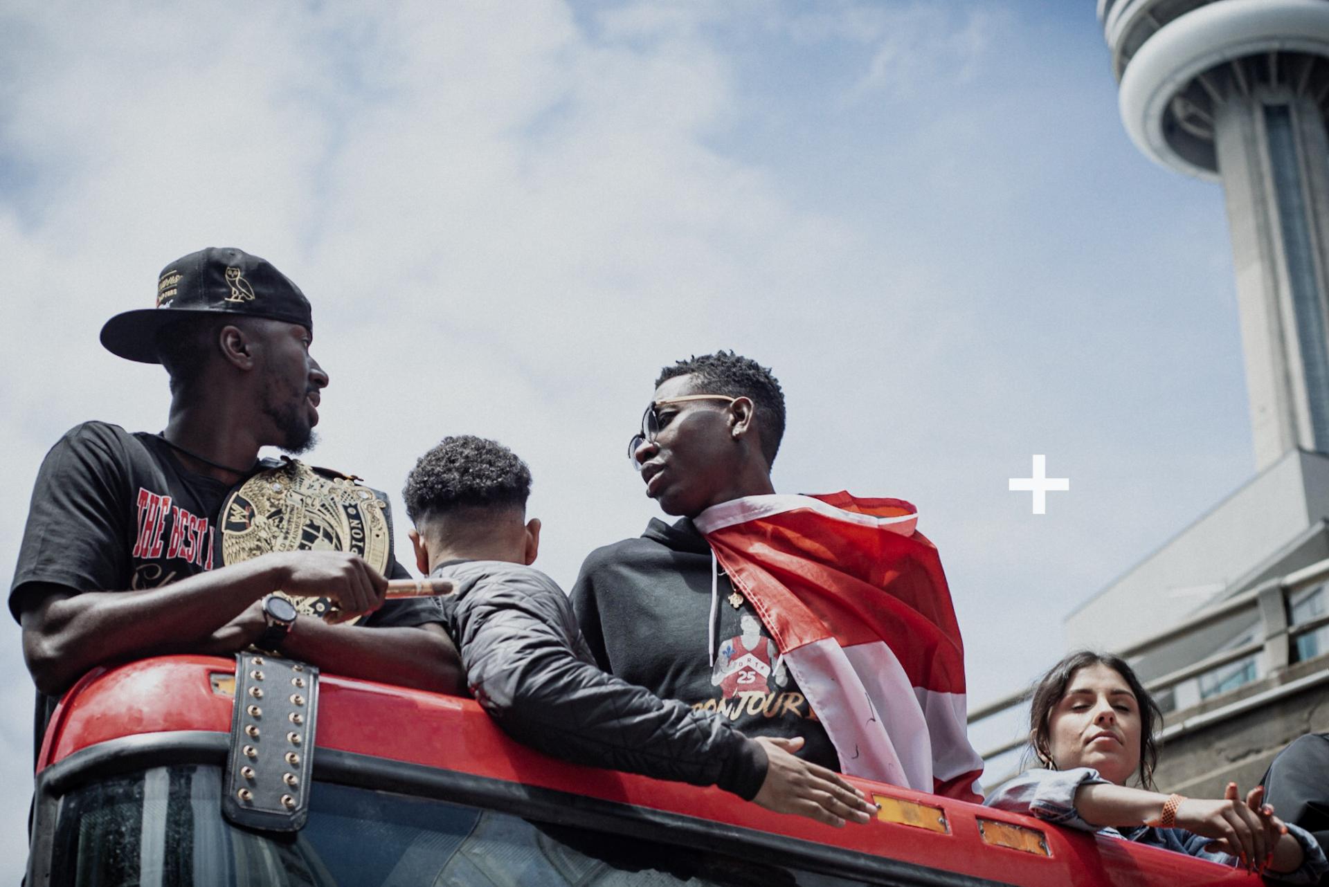 Tidligere hjemløs canadier er Raptors nye stjerne