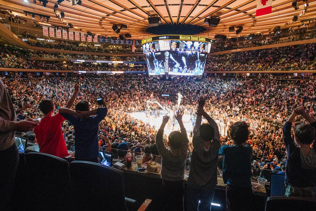 Basketball er tilbage i mekkaet