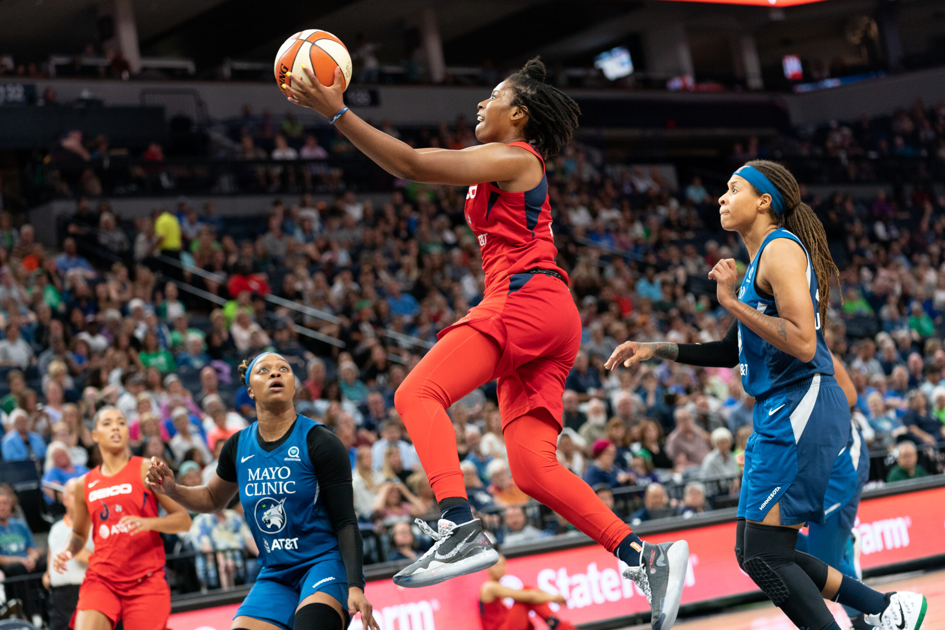 Top historierne fra en overraskende WNBA Draft