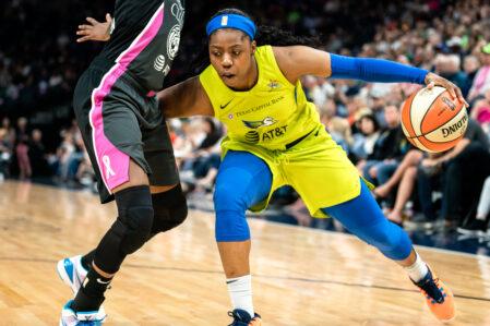 WNBA Arike Ogunbowale