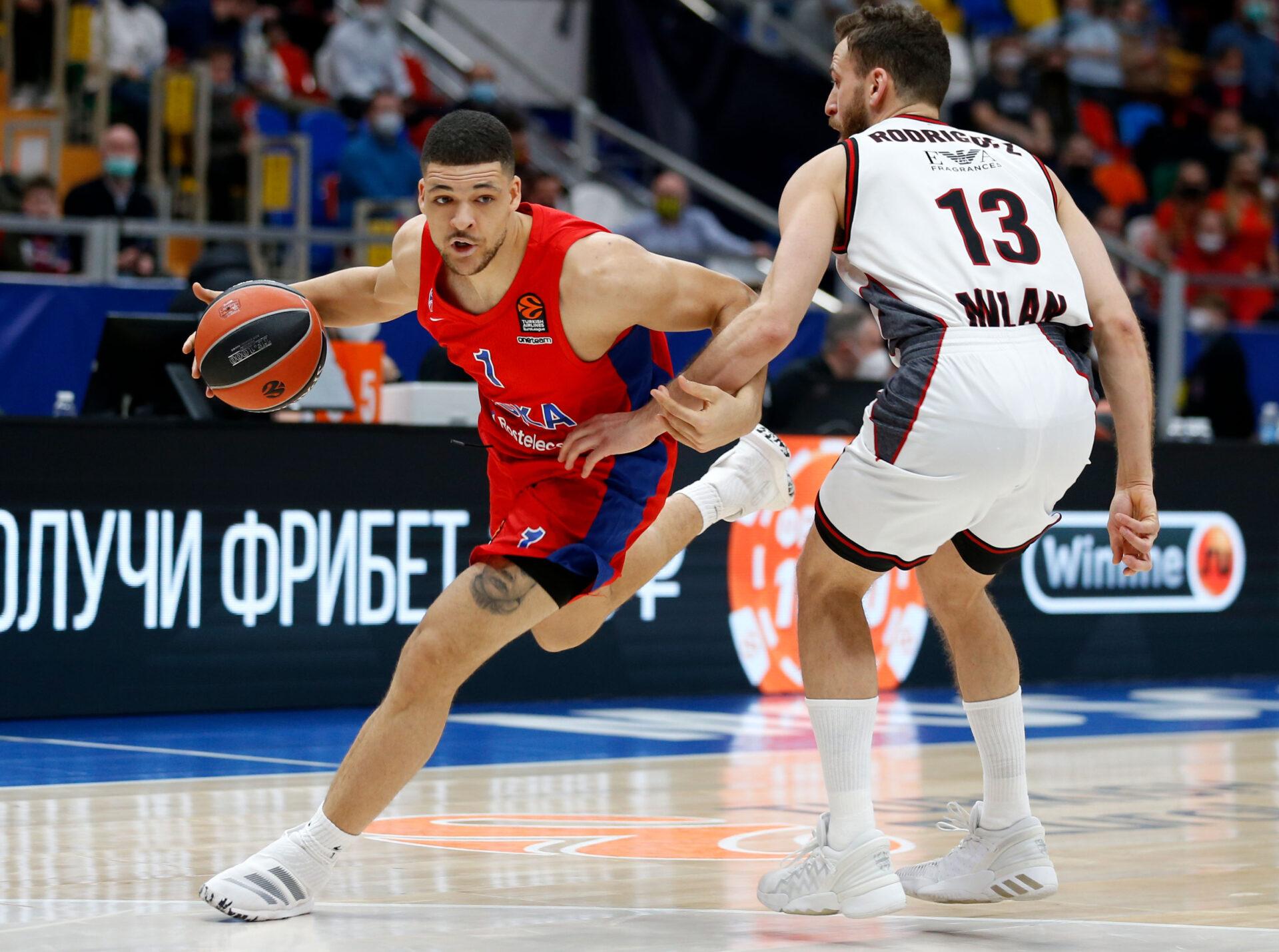 Både Lundberg og Shields misser EuroLeague finale