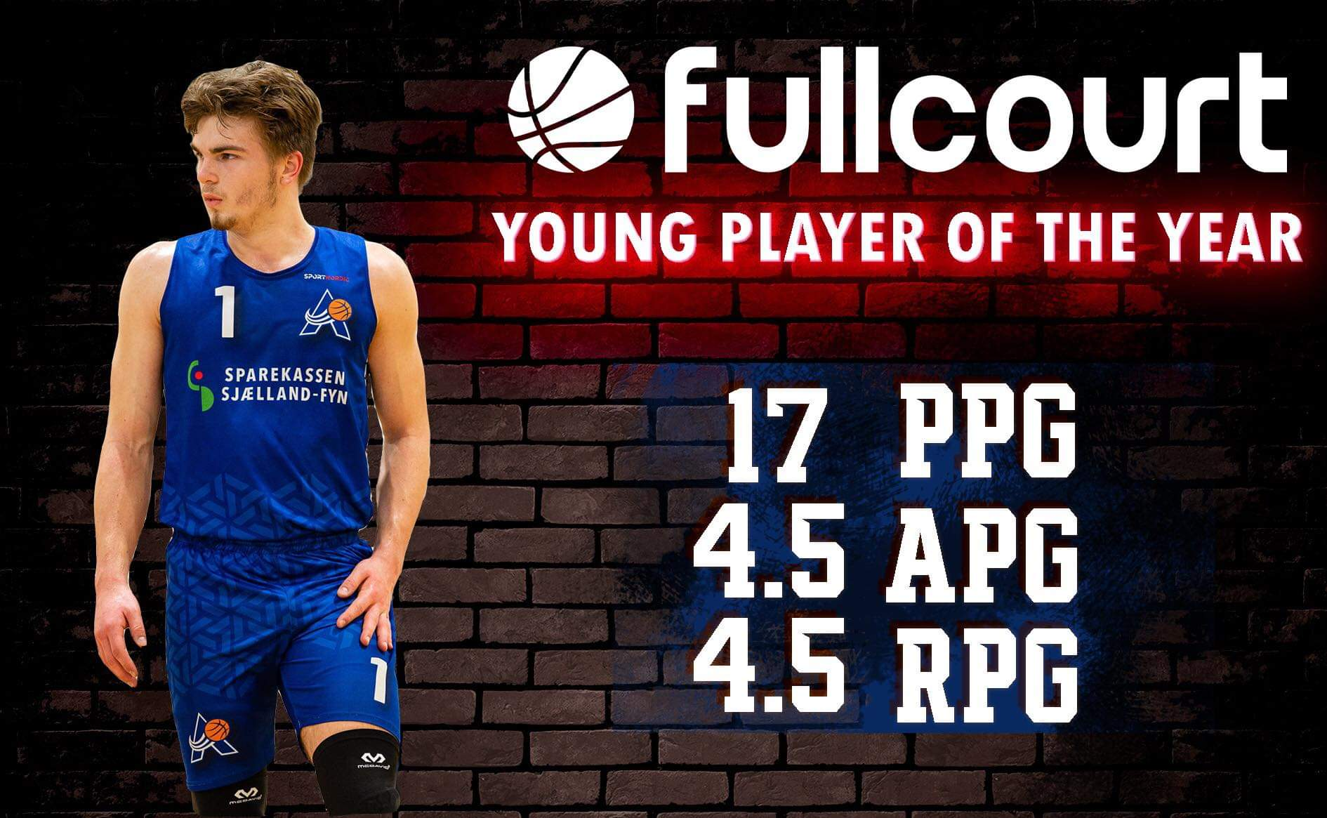 Fullcourt Awards – Young Player of the Year: Jonathan Klussmann