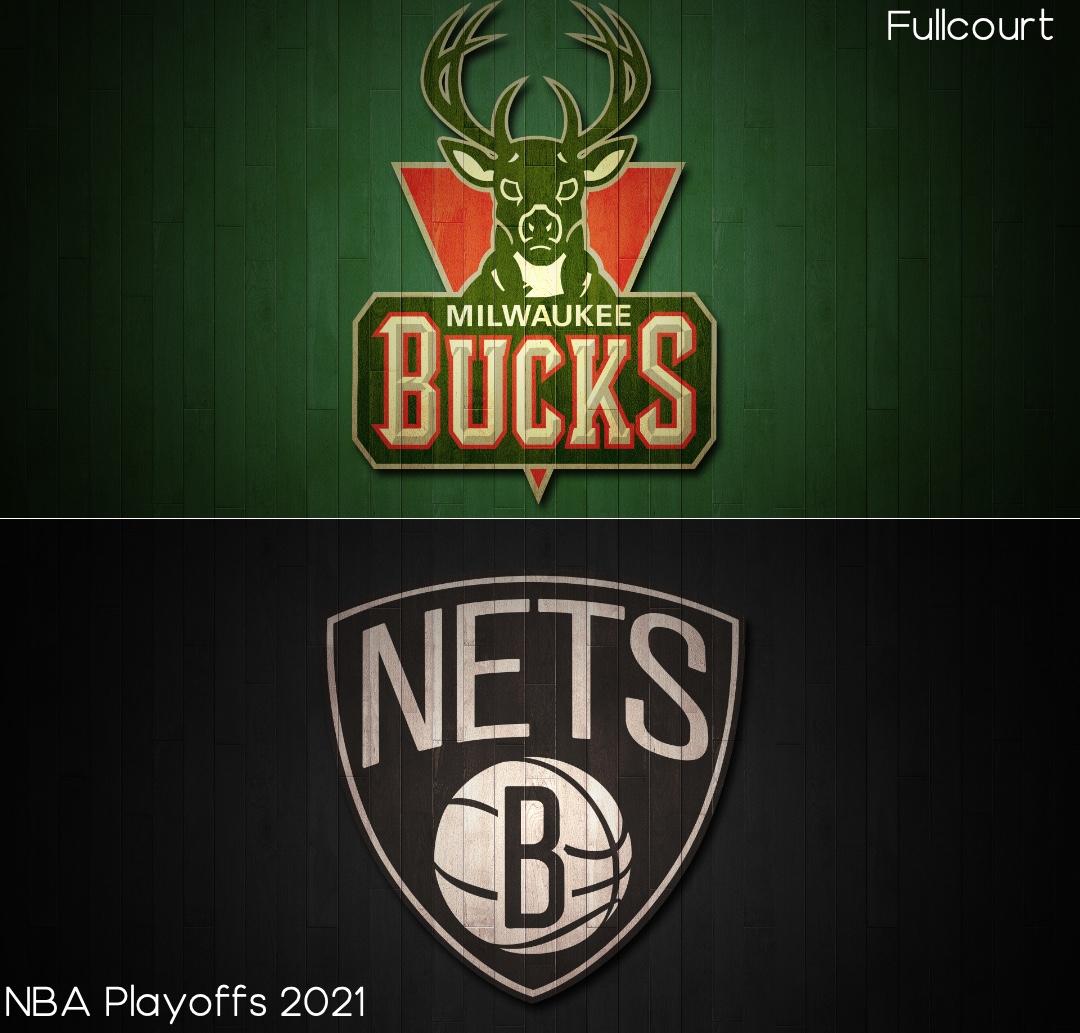 Bucks vs Nets NBA Playoffs 2021