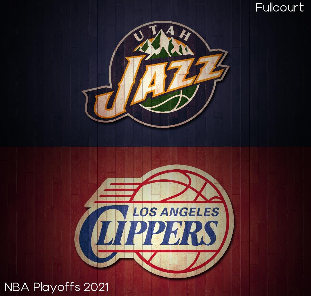 Jazz vs Clippers Slutspillet 2021